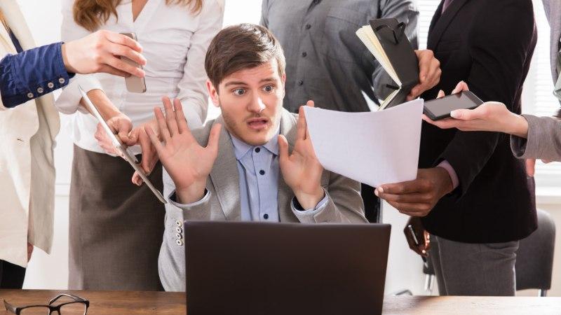 Tööstressi ja tööväsimuse ennetamise infopäeval 23. oktoobril mõõdetakse ka elektromagnetväljast põhjustatud stressi