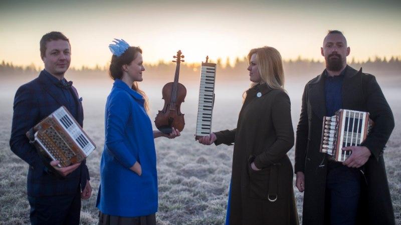Rüüdi laulja Maarja Soomre: pärimusmuusikas on suur vägi, mis annab kindluse