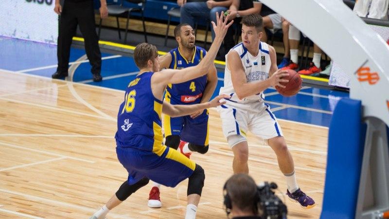 Eesti korvpallurid aitasid Hispaanias koduklubi võidule