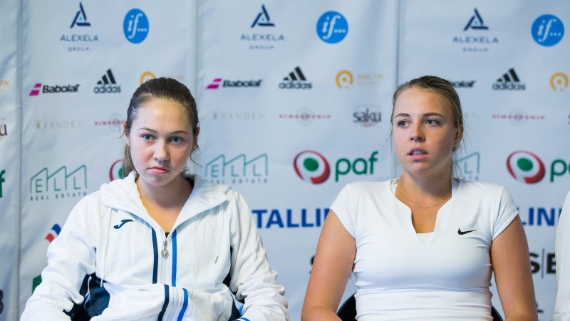 Pluss, miinus, ennustus | fenomenaalne Beljajeva, kahvatud tennisistid ja Flora suur šanss