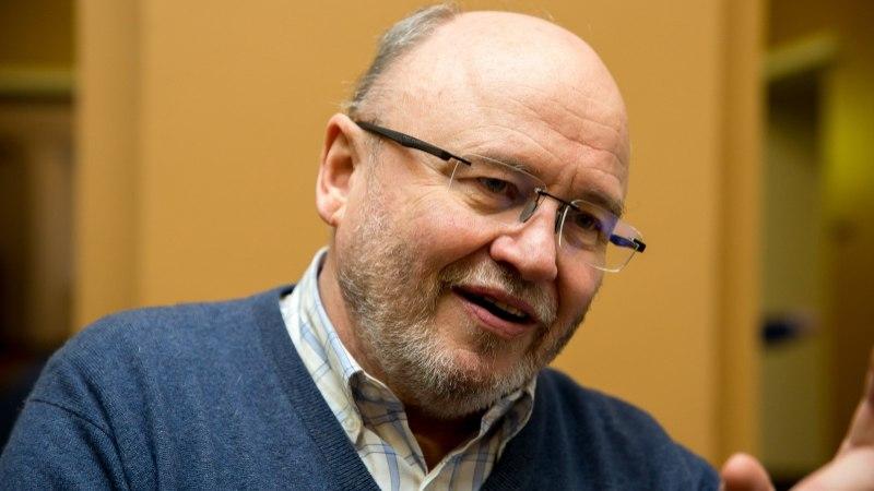 ÕL VIDEO | Igor Gräzin: riigikogu aseesimehena oleks mul päitsed peas