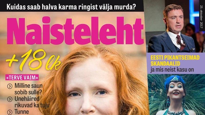 Millist kasu on toonud Eesti suurimad intiimskandaalid?