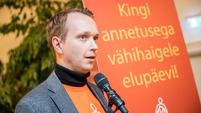 TV3 VIDEO | VÄHIRAVIFONDI ASUTAJA: näha, kuidas eestlased iga abivajaja looga kaasa tulevad, on suurepärane!
