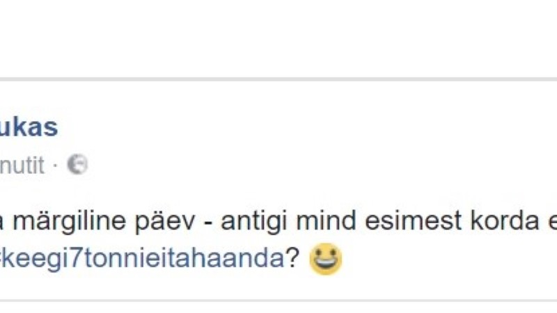 """Eesti populaarseim blogija Mallukas kaevati kohtusse! Mallukas: """"Ma ei saa midagi kommenteerida."""""""