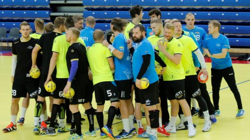 Eesti käsipallikoondise peatreener: ei peaks nägema takistusi, tuleb näha võimalusi!