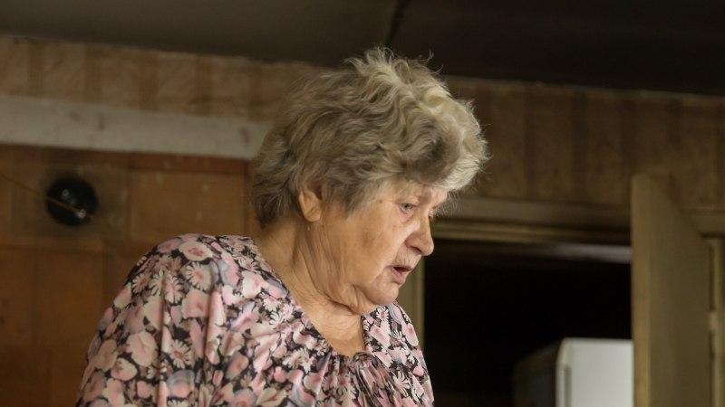 Murest murtud ema: hommikul jõi poeg kohvi ära, vaatas uksel korraks minu poole ja sestpeale pole ma teda enam näinud