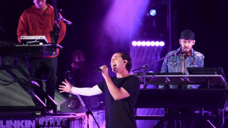VIDEO | Vaata Linkin Parki laulja Chester Benningtoni mälestuskontserti