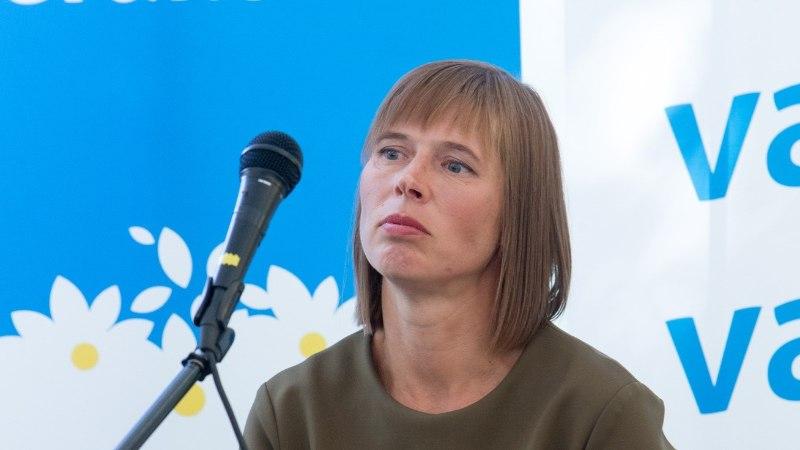 """Kersti Kaljulaid: """"Jääme Sind armastusega meenutama!"""""""