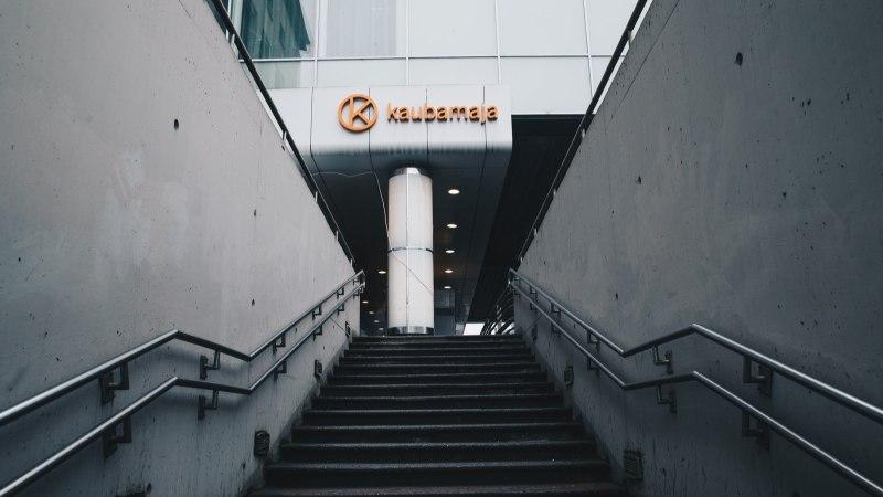 Kas Tallinna Kaubamaja kosib Amservi?