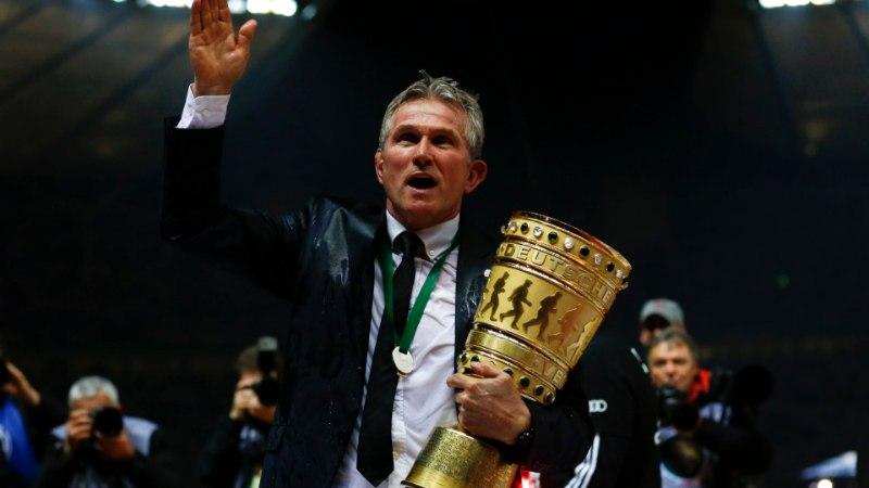 Bayern kinnitas: supermeeskonda hakkab juhendama 72aastane pensionär