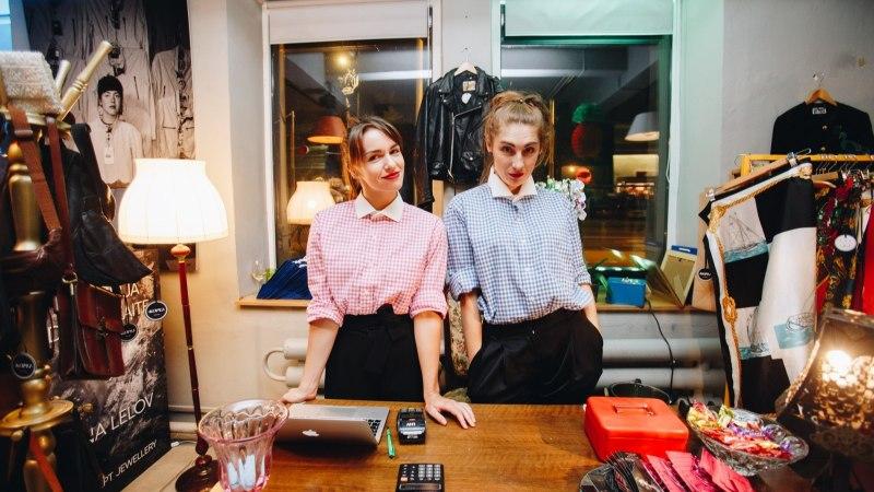 GALERII | Glamuurne vintage-rõivaste meka Kopli Couture avas meeleoluka peoga uksed