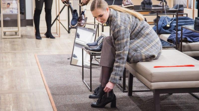 GALERII | Saksa kvaliteetbrändi LLOYD esinduspoe avapeole kogunes moekas publik