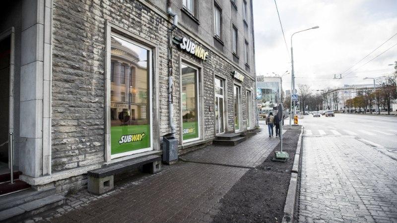 Agressiivsed noortekambad  terroriseerivad  Tallinna söögikohti