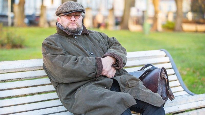 HOMMIKUSÖÖK STAARIGA | Hardi Volmer: olen siin vaikselt tiksunud ja pole suure poliitika kallale veel asunud