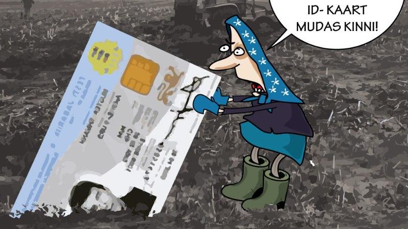 Hanno Pevkur   ID-kaardi kriis näitab, et Eesti vajab IT-ministrit, kes ei tegele üürimajadega