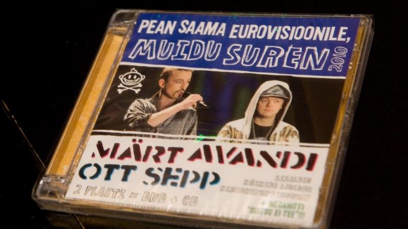 """MÄLUMÄNG   Kas mäletate Avandi ja Sepa laulukonkurssi """"Pean saama Eurovisioonile, muidu suren""""?"""