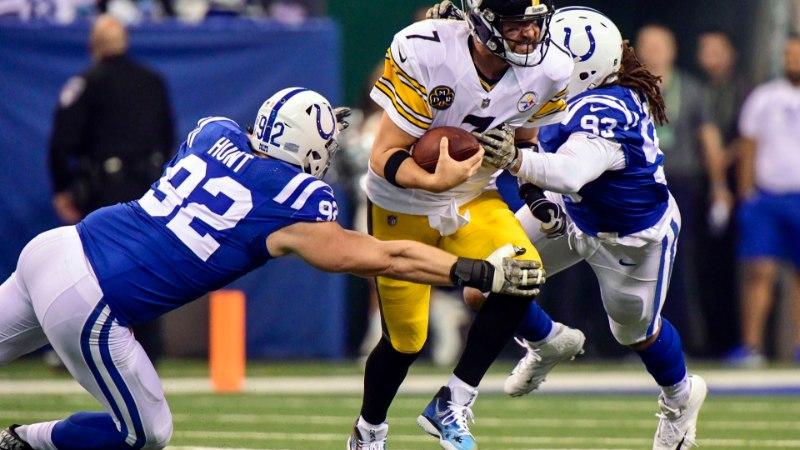 VIDEO ja GALERII | Idablokk möllab taas! Margus Hunt säras NFLis löögi blokeerimisega