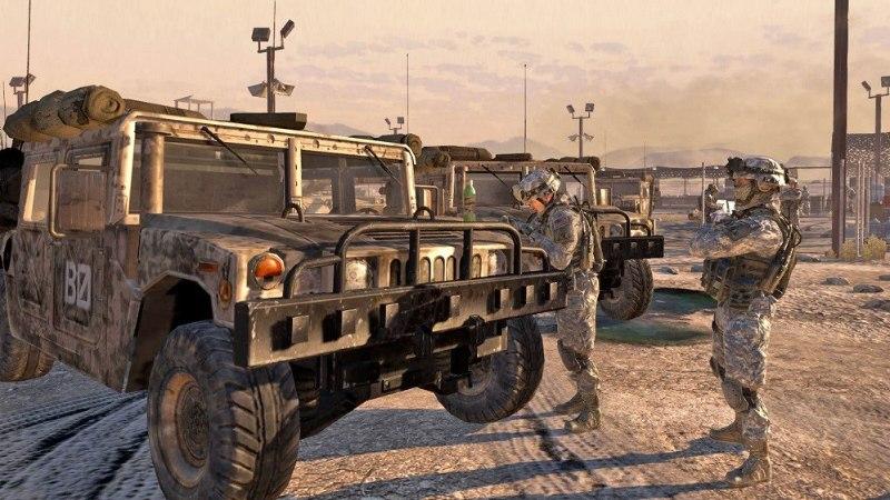 """Autotootja kaebas populaarse videomängu """"Call of Duty"""" kirjastaja just sel tobedal põhjusel kohtusse"""