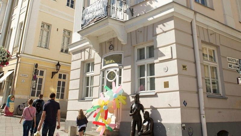 Tartu kunstimuuseum tähistab 77. sünnipäeva