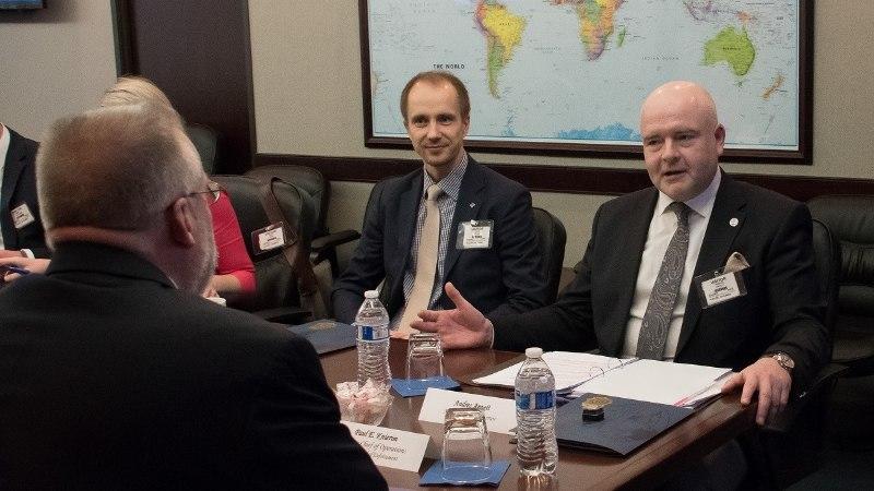 Anvelt: tormituuled USA sisepoliitikas õiguskaitseorganite koostööd ei takista
