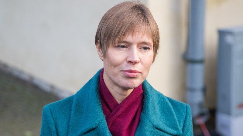 President Kaljulaid: argumenteerimist tasub harjutada
