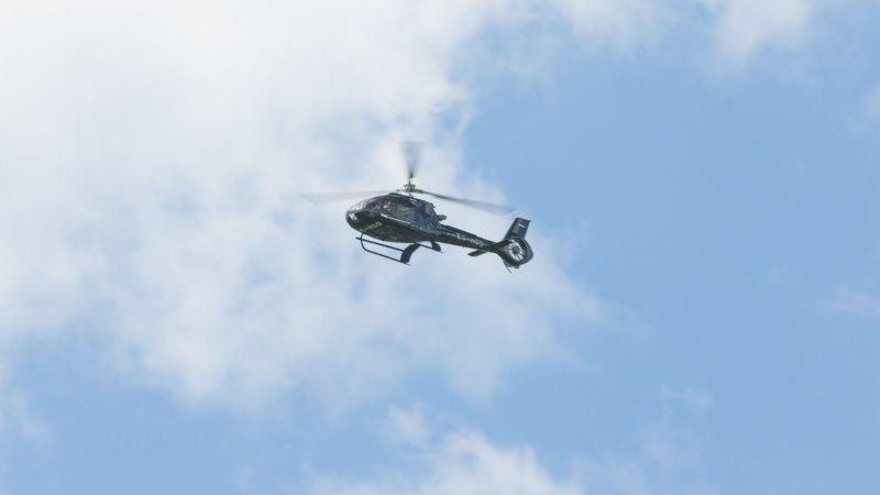 350 000 EUROT ÜLE? Tee ostupakkumine politsei helikopterile