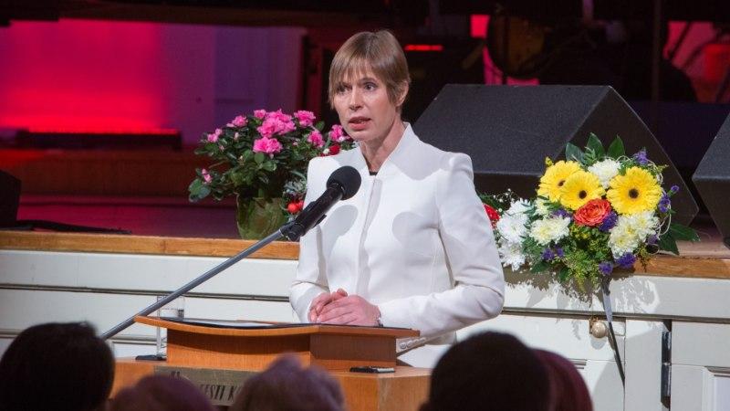 """Kersti Kaljulaid BBC otse-eetris: """"Me ei karda Venemaad."""""""