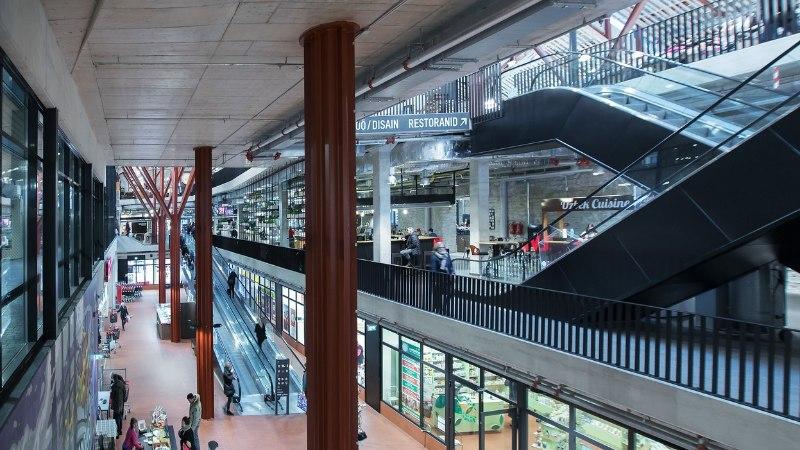 Balti jaama turg tõi aasta ehitaja tiitli