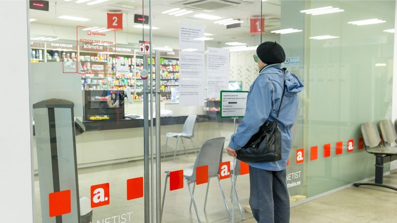 SUUR KAHJUM: Apotheka omaniku Linnamäe jonni maksab kinni maksumaksja