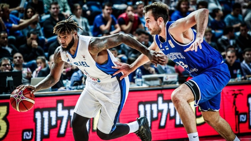 ÕHTULEHT TEL AVIVIS | Iisrael kohanes Eesti korvpallurite mänguga ja noppis selge võidu