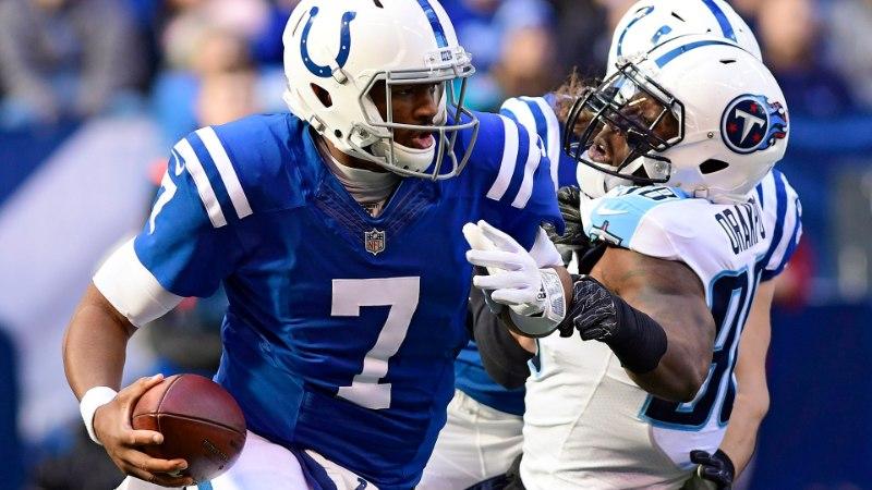 GALERII | Hunt ja Colts mängisid taas eduseisu maha ja jätkavad kurba seeriat