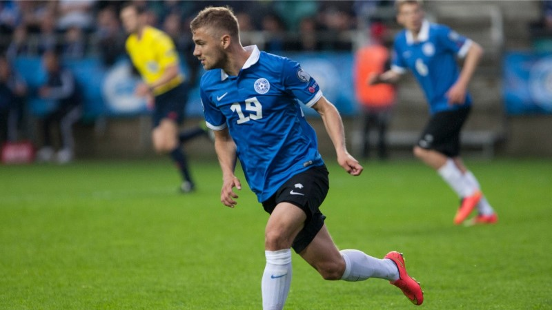 VIDEO | Eesti jalgpallikoondislane lõi elu kõige lihtsama värava