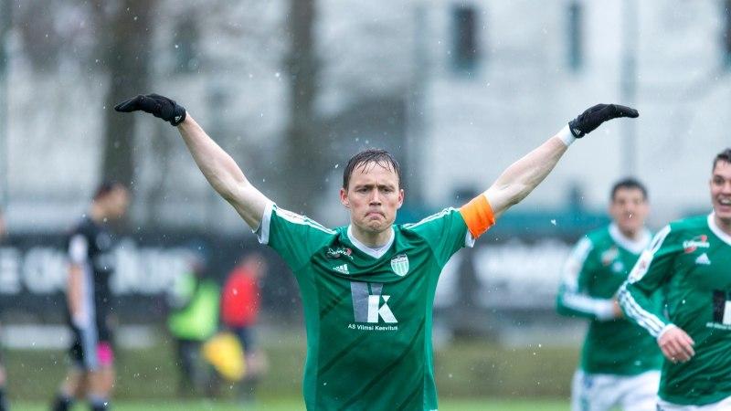 17 mängijat, 5 klubi! Kes tõuseb Eesti meistriliiga parimaks jalgpalluriks?