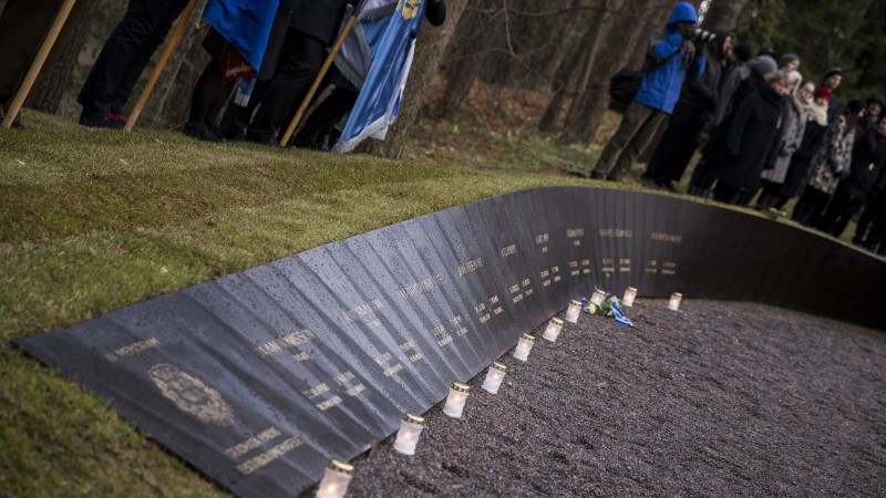 GALERII | Kaljulaid enesemääramise 100. juubelil: meie eesmärk on hoida iseseisevat Eesti Vabariiki