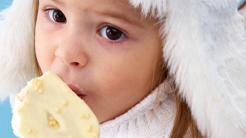 Neli põhjust, miks ka jahedamal ajal jäätist süüa