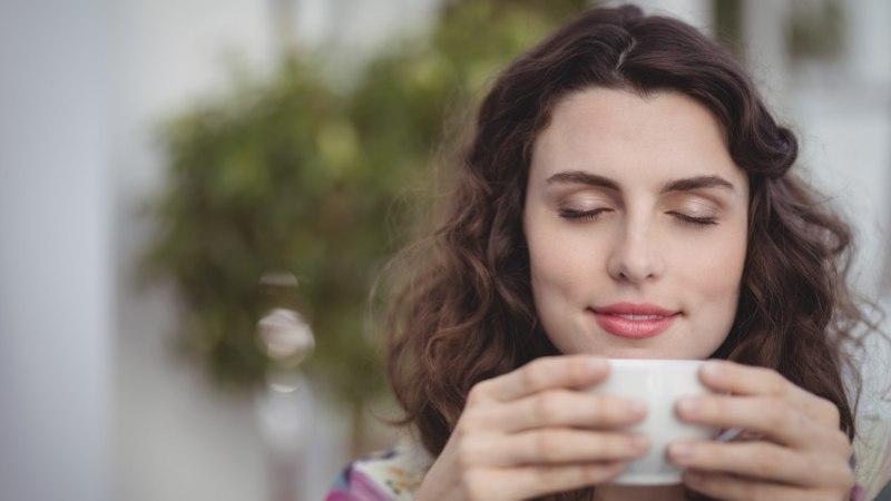 Kohvijoojatel on lootus tervemaks eluks