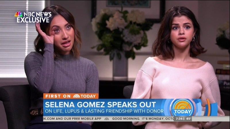 ÜLIM KINK: hinge vaakuv Selena Gomez sai sõbratarilt uue neeru