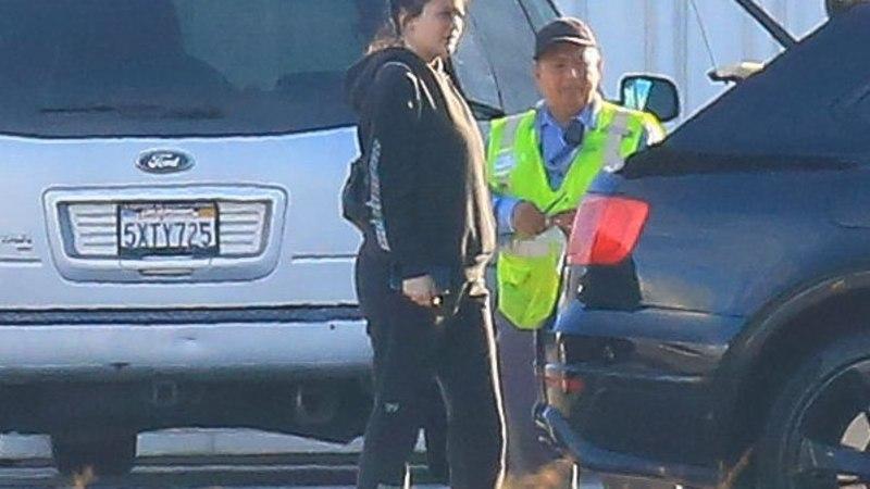 Kylie Jenner väidab, et tema kõhukad rasedapildid on Photoshopi teene