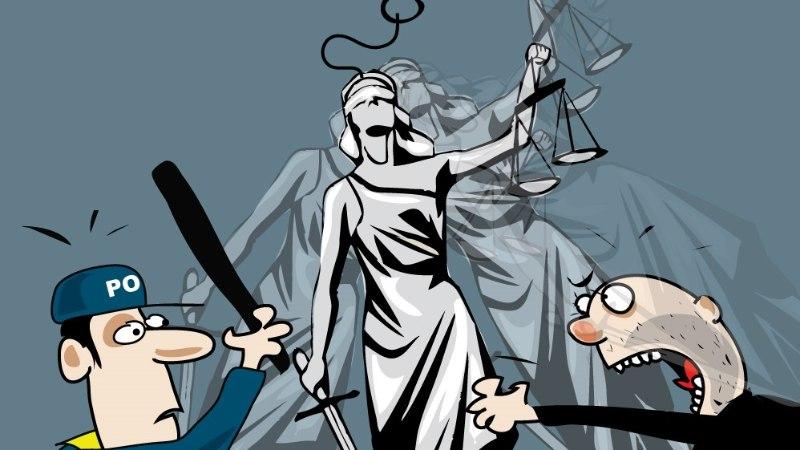 Julia Laffranque | Inimväärikus kui võõrandamatu õigus