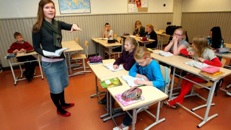 Euroliitu häirivad kooli pooleli jätnud Eesti õpilased