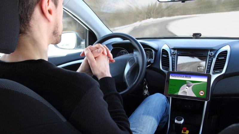 Puust ja punaseks: isejuhtiva sõiduki autonoomsuse tasemed 1-5