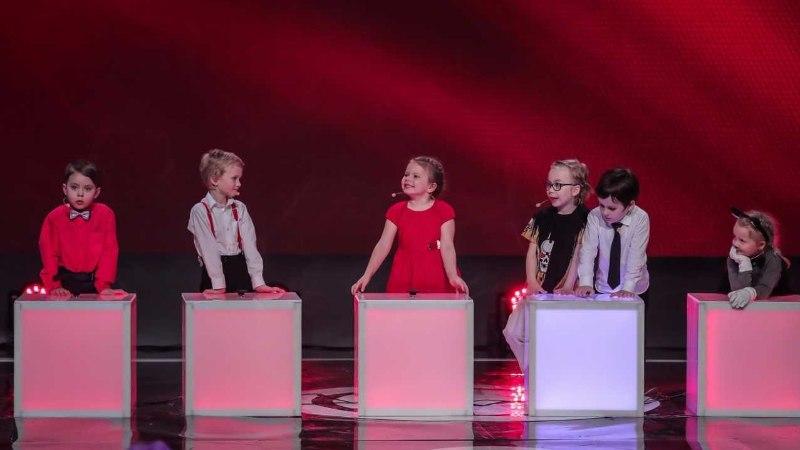 """TEATA TALENDIST! """"Väikesed hiiglased"""" otsib uusi andekaid osalejaid"""