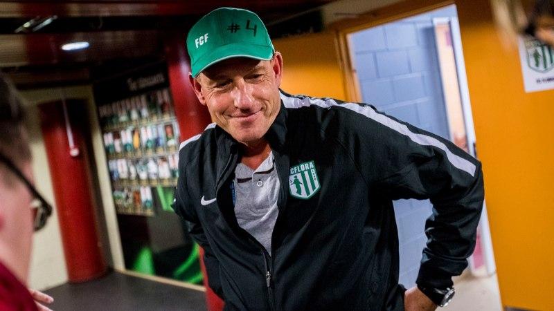 KÕIK! Flora Eesti meistriks juhtinud Arno Pijpers lahkub klubi tüüri juurest