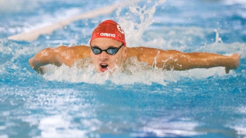 Kregor Zirk ujus ka poolfinaalis Eesti rekordi, kuid finaali ei pääsenud