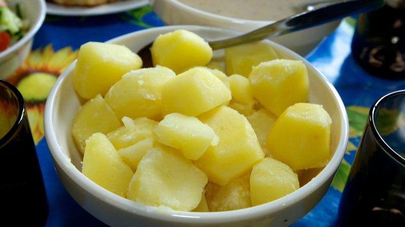 Neli põhjust, miks kartul on tervislik suutäis