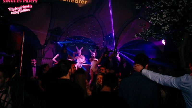 KUUMAD KAADRID | Tallinna oodatuim peoõhtu, vallalised kogunesid taas klubis Teater!