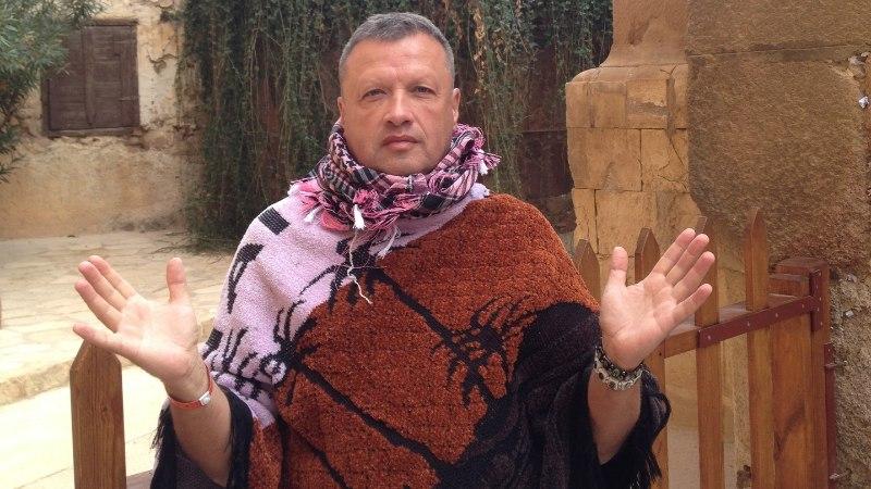 Tervendaja Ervini väepaigad: Iisraeli valgus, India loomingulisus ja Egiptuse pühadus