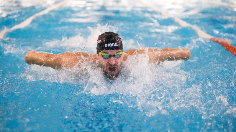 HEA TÖÖ! Martti Aljand edenes lühiraja EMil poolfinaali, naistelt kaks Eesti rekordit