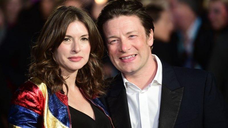 Jamie Oliver lubab oma lastel üksnes jõuluajal vanduda