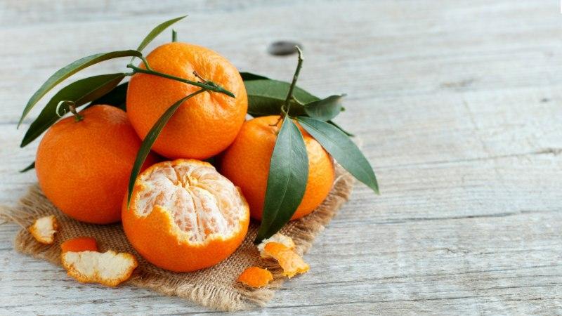 Kuus head põhjust, miks oma tervise nimel mandariinidest viimast võtta